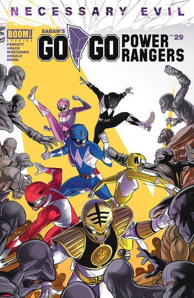 Go Go Power Rangers #29 (2020)