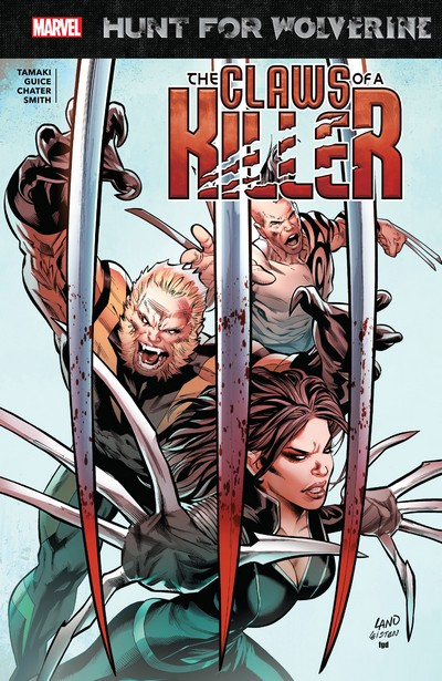 Hunt for Wolverine – The Claws of a Killer (TPB) (2018)