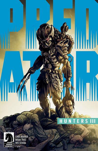 Predator – Hunters III #1 (2020)