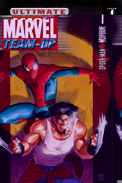 Ultimate Marvel Team-Up #1 – 16 (2001-2002)
