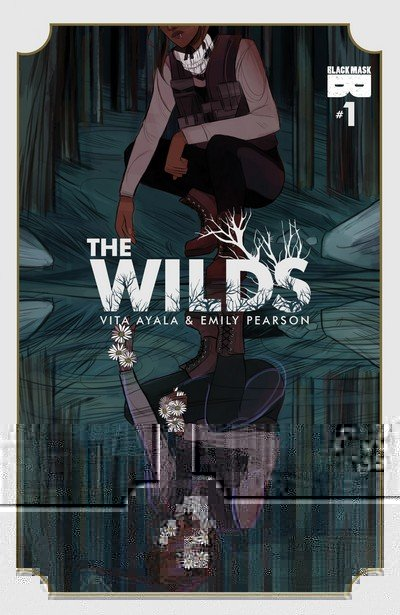 The Wilds #1 – 5 (2018)