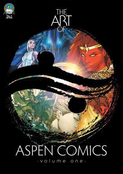The Art of Aspen Comics Vol. 1 – 3 (2014-2017)