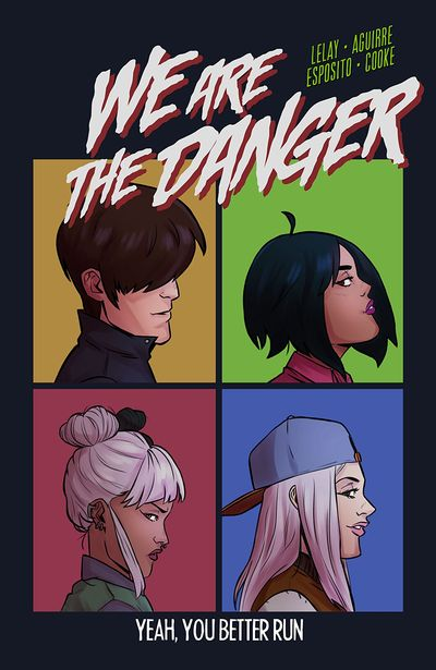 We are the Danger #5 (2019)