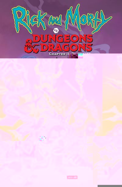 Rick And Morty Vs Dungeons And Dragons II – Painscape #4 (2020)