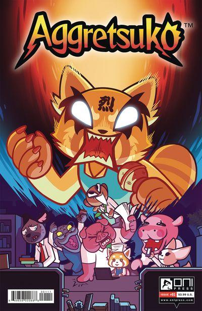 Aggretsuko #1 (2020)
