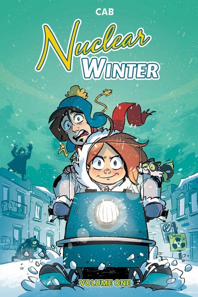 Nuclear Winter #1 – 3 (2018-2019)