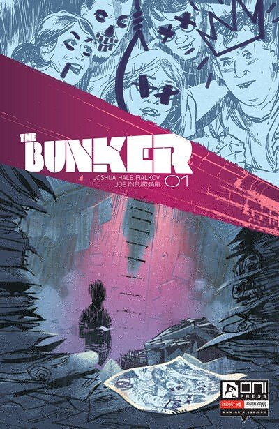 The Bunker #1 – 19 + TPBs (2013-2016)