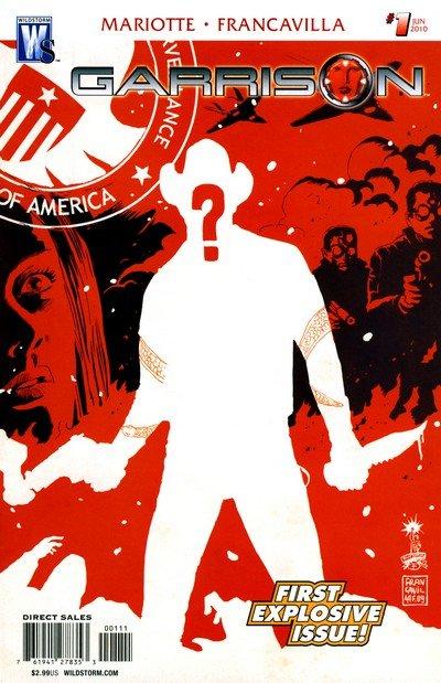 Garrison #1 – 6 (2010)