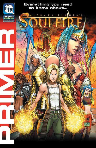 Michael Turner's Soulfire 2018 Primer #1 (2019)
