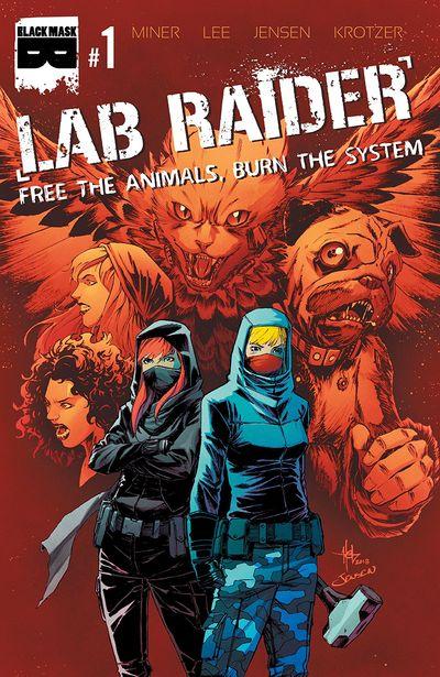 Lab Raider #1 (2019)