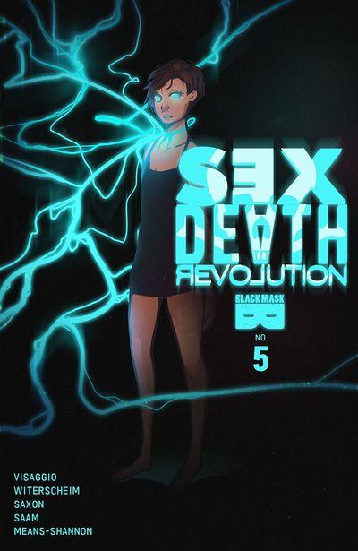 Sex Death Revolution #5 (2019)