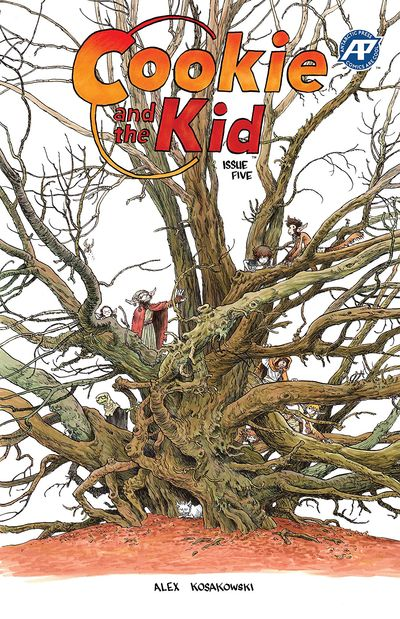 Cookie and the Kid #5 (2020)