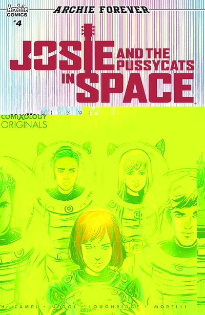 Josie and the Pussycats in Space #4 (2020)