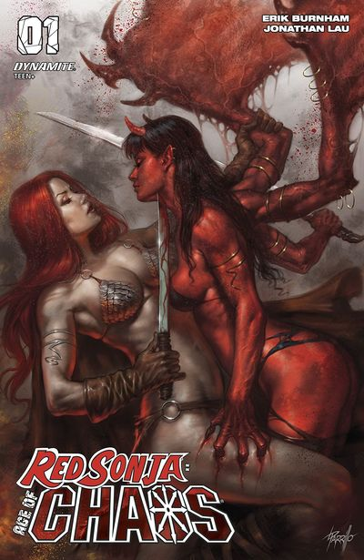 Red Sonja – Age Of Chaos #1 (2020)