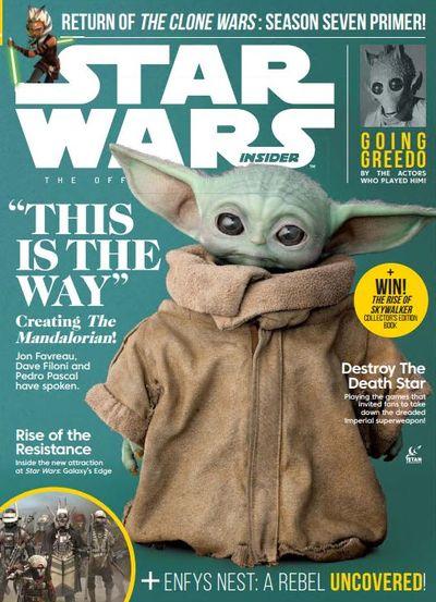 Star Wars Insider #195 (2020)