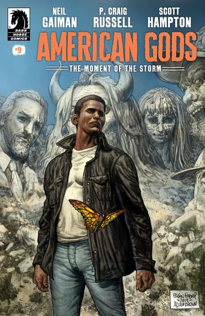 American Gods – The Moment Of The Storm #9 (2020)