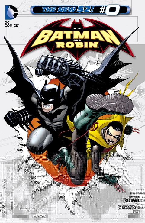 Batman and Robin 000 – 033 Free Download