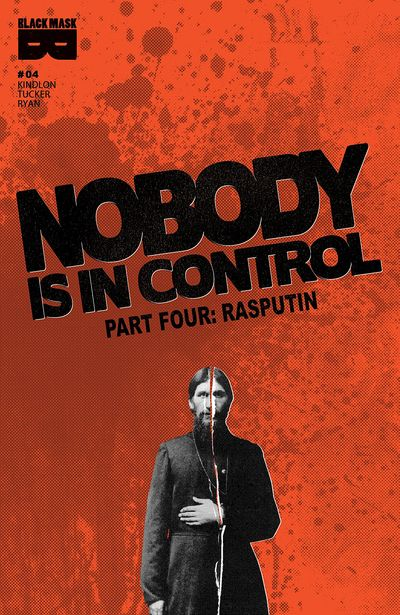 Nobody Is In Control #4 (2019)