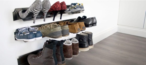 How to Organize Shoes? 8 Creative Ideas