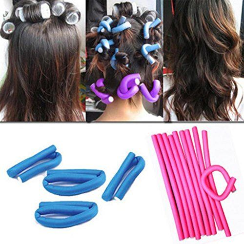 Soft and Flexible Hair with Homecare
