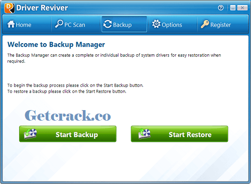 ReviverSoft Driver Reviver 5.37.0.28 Crack + Key Latest Download