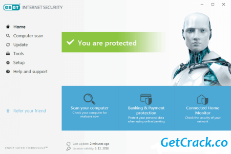 ESET Internet Security 14.0.22.0 Crack With Key Download [Latest]