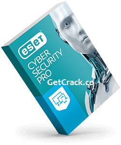ESET Cyber Security Pro 8.7.700 Crack + License Key [2021] Download