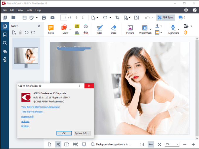 ABBYY FineReader Corporate + Patch 2021 [Latest]