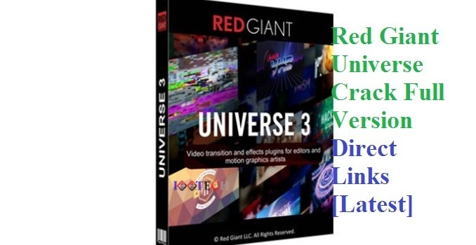 Red Giant Universe 3.3.3 Crack + Serial Key 2021 [Latest]