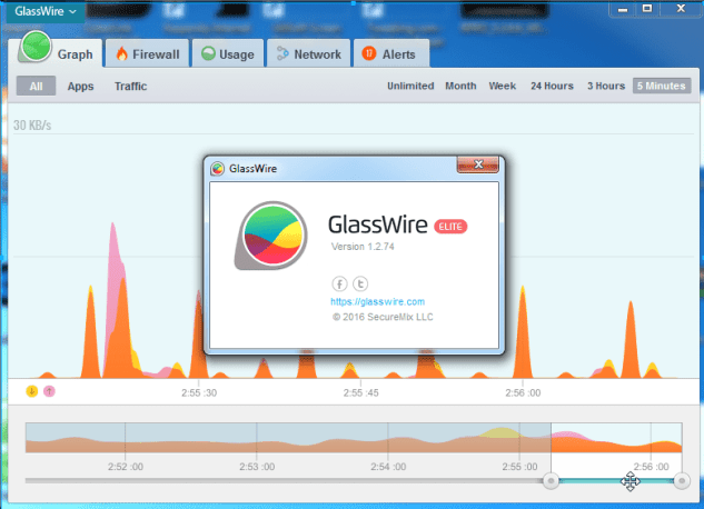 GlassWire Elite Crack With Activation Code Free Download