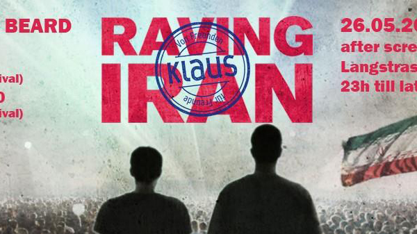 Raving Iran @ Klaus in Zürich