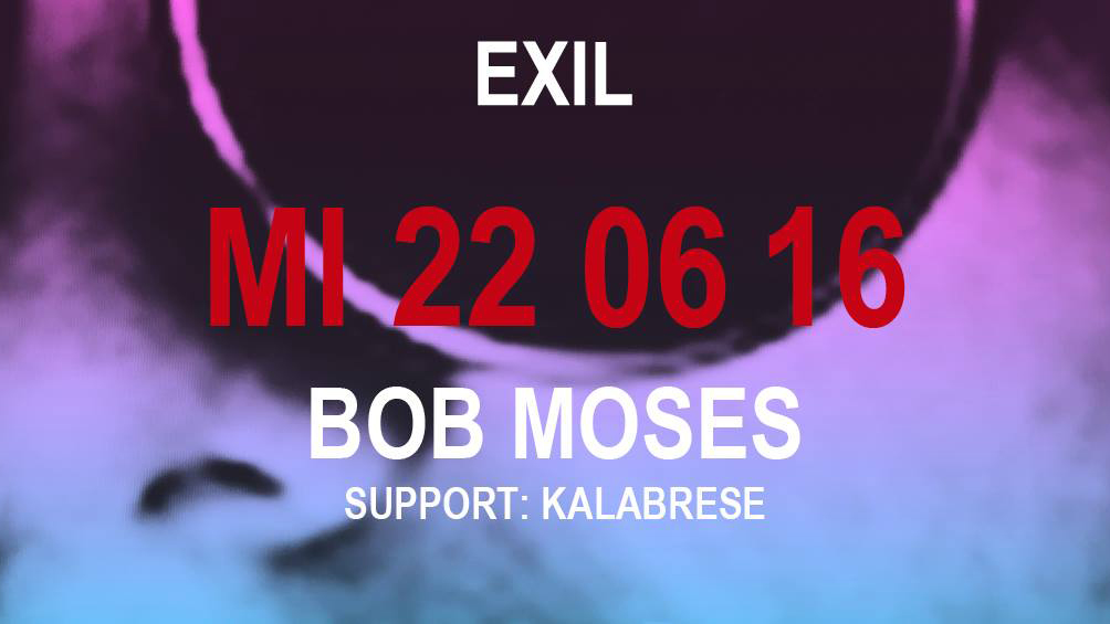 Bob Moses @ Exil in Zürich