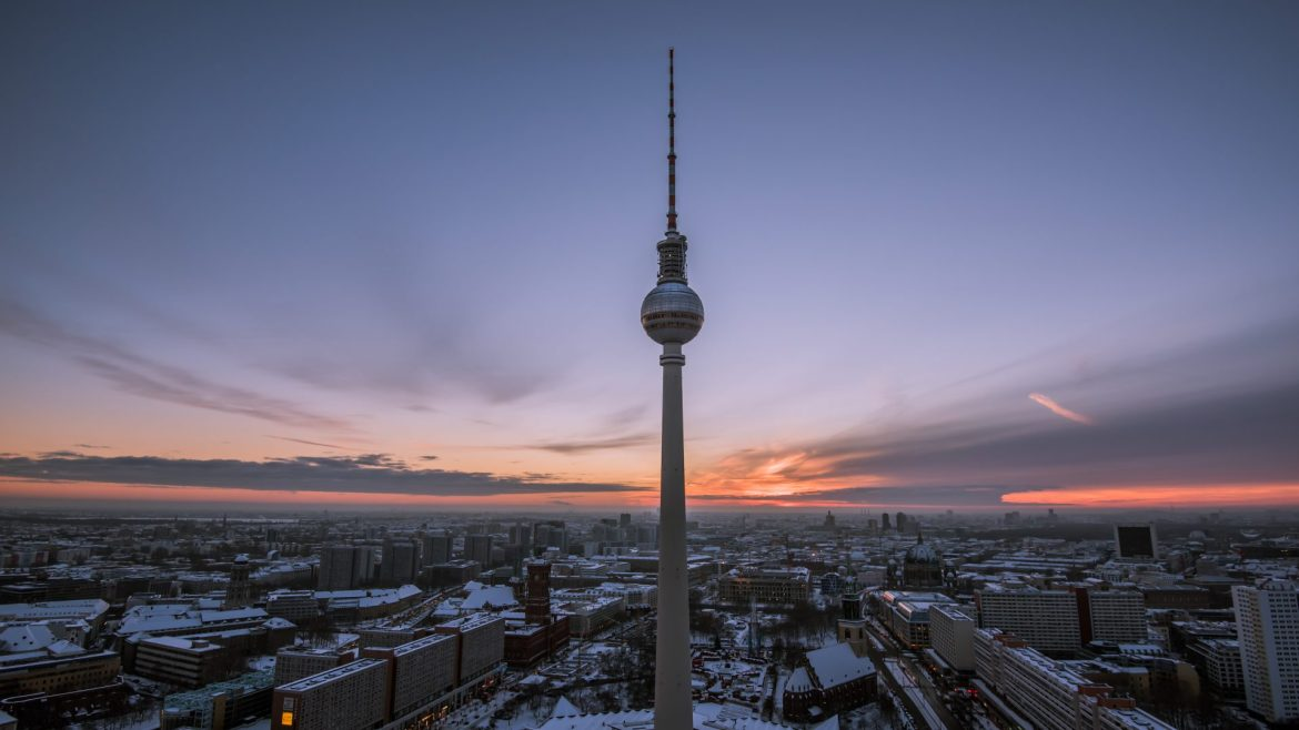 Visit Berlin before you turn 30 with CROWD