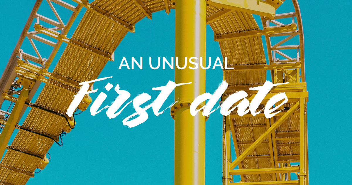 Ideas for an unusual first date with CROWD