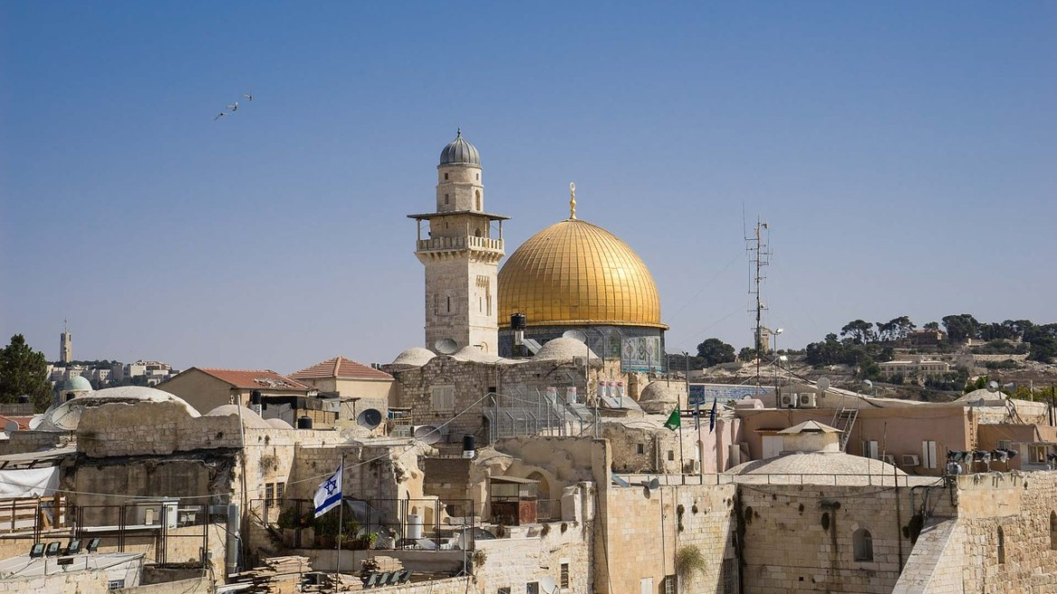 Visit Jerusalem before you turn 30 with CROWD