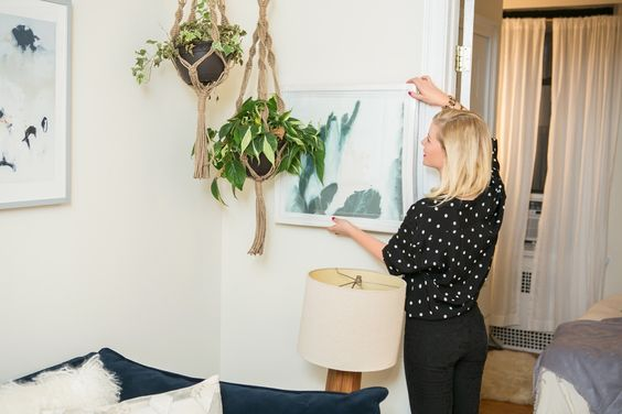 How to Hang (the right) Wall Art