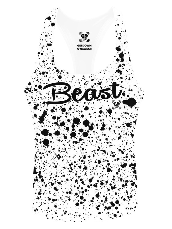 Splatter Beast Stringer Vest