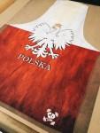 Poland stringer vest