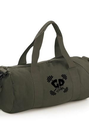 military gym bag