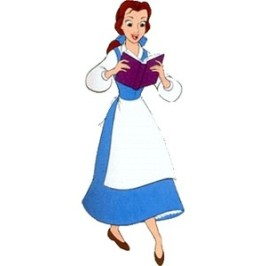 Image result for belle animated