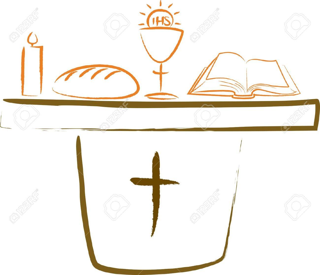 1300x1115 Catholic Religious Symbols Clip Art
