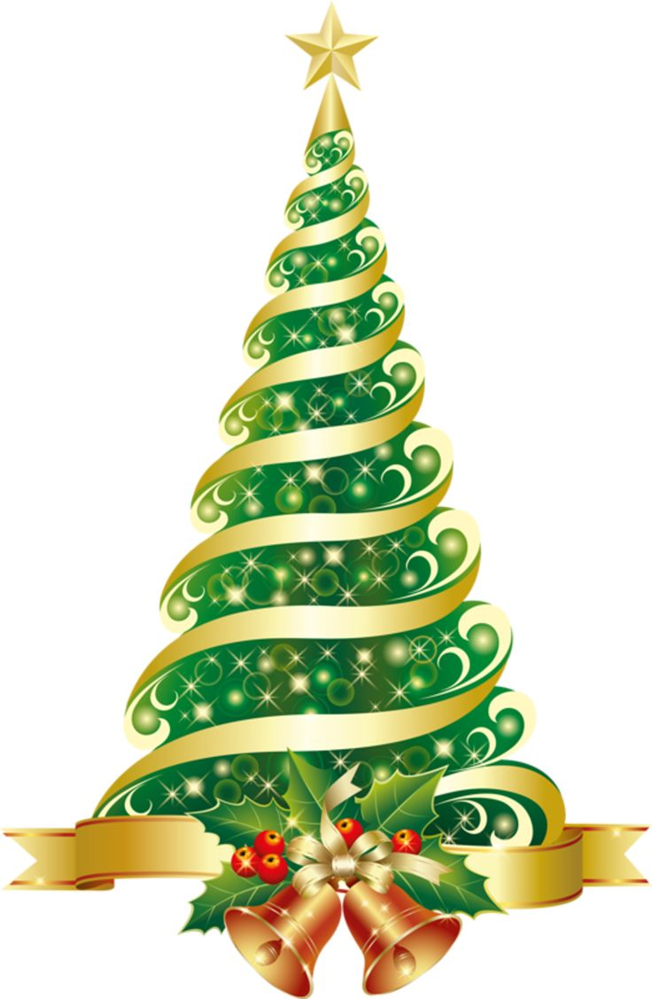 Christmas Tree Decorations Clipart At