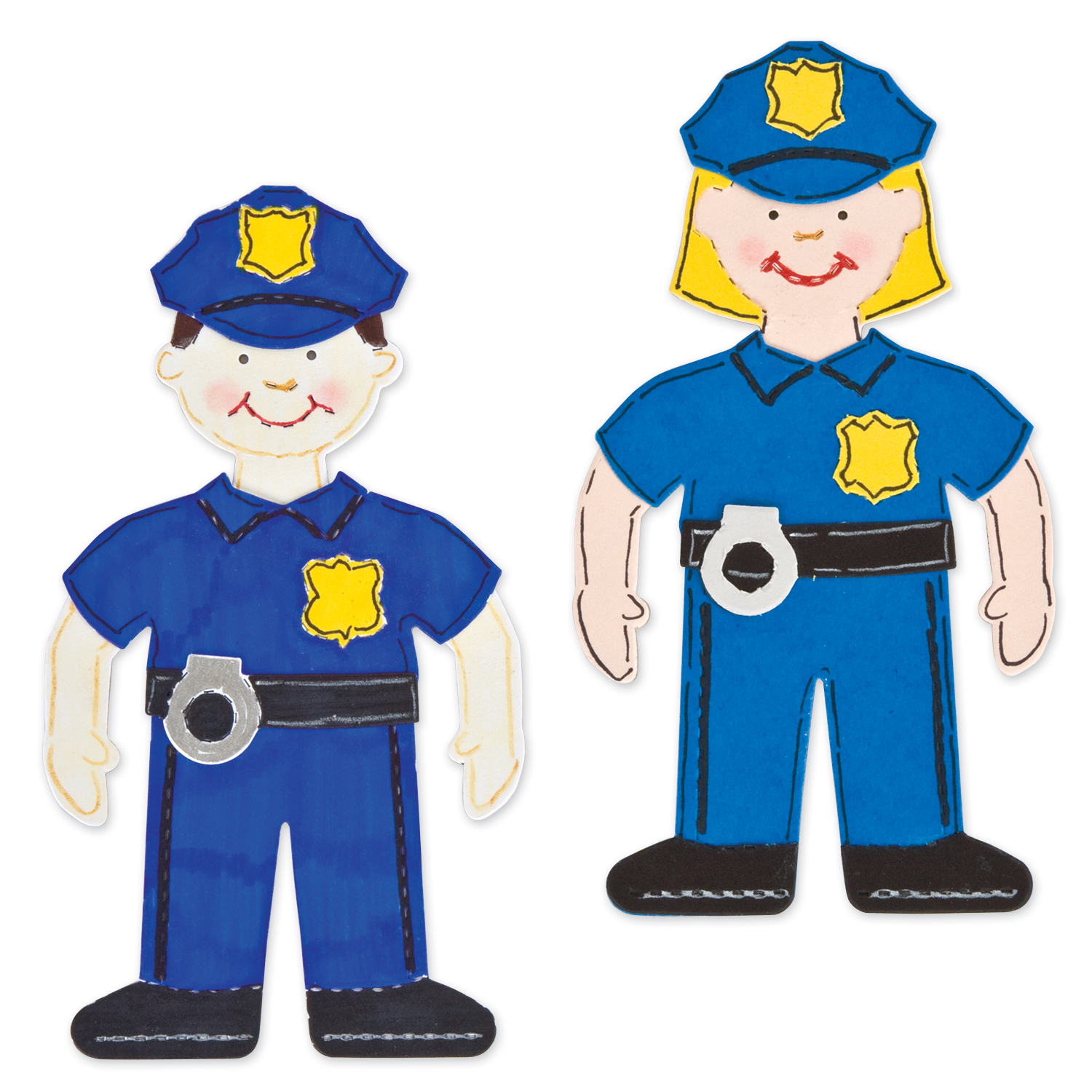 Community Helpers Clipart At Getdrawings