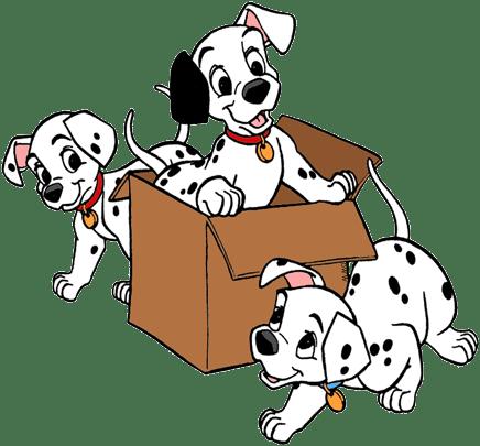 Dalmatian Dog Clipart at GetDrawings   Free download (436 x 405 Pixel)