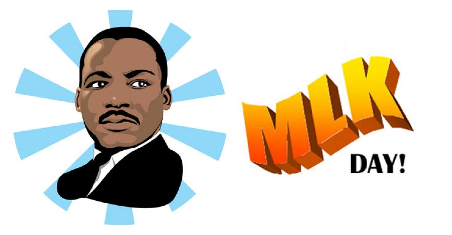 Martin Luther King Jr Clipart At Getdrawings