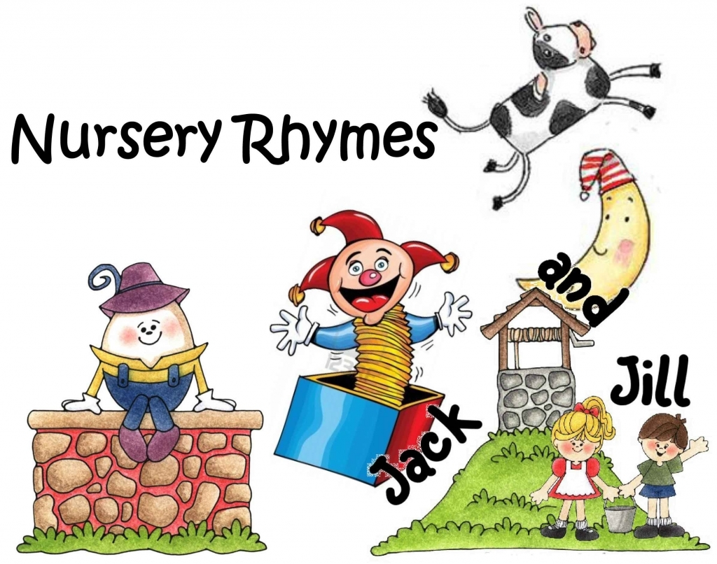 Nursery Rhyme Pictures Clip Art Thenurseries