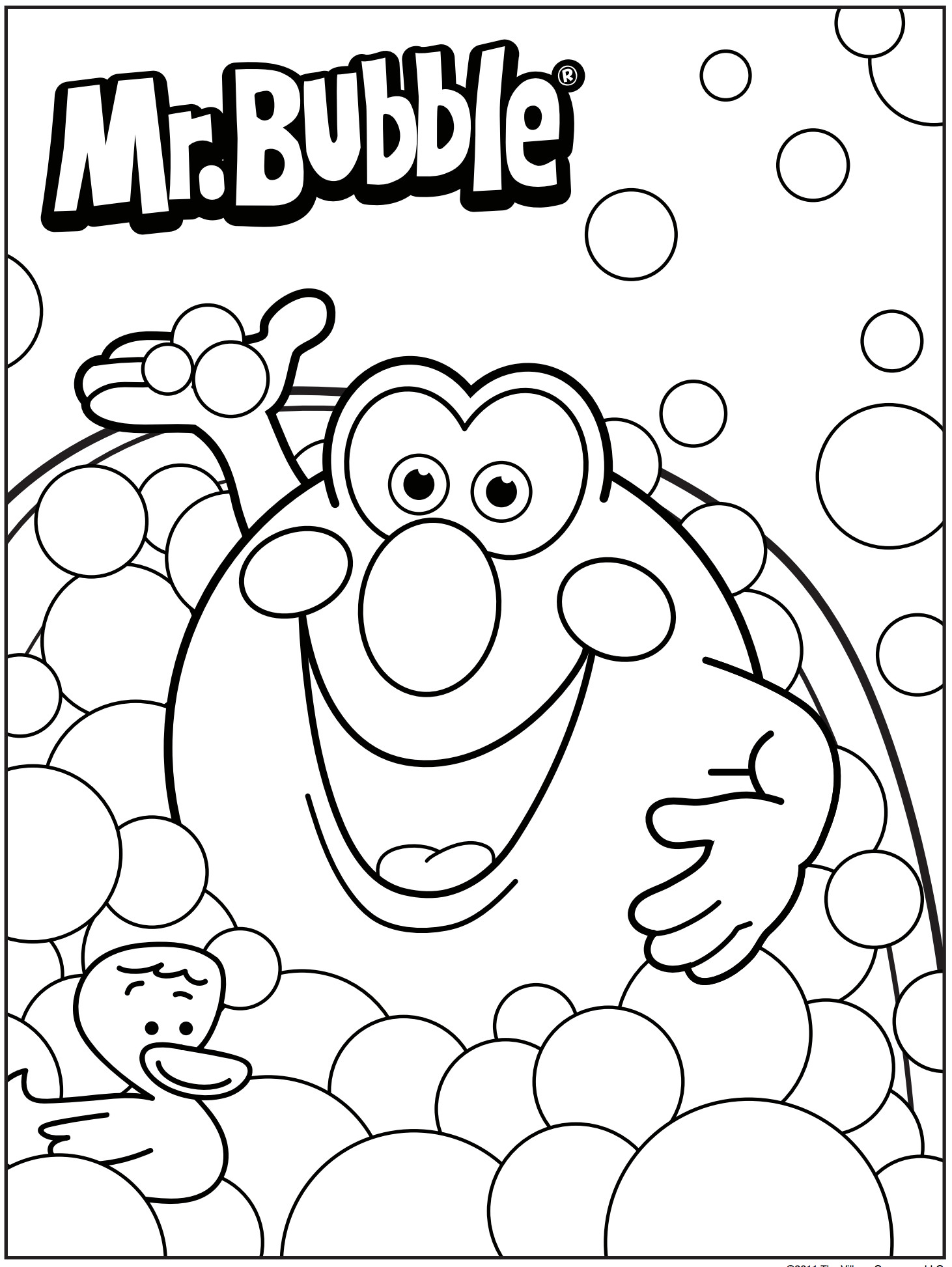 The Best Free Bath Coloring Page Images Download From 84
