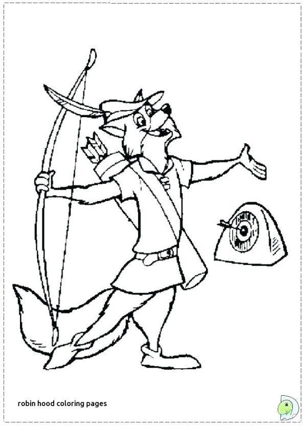 robin coloring page # 35