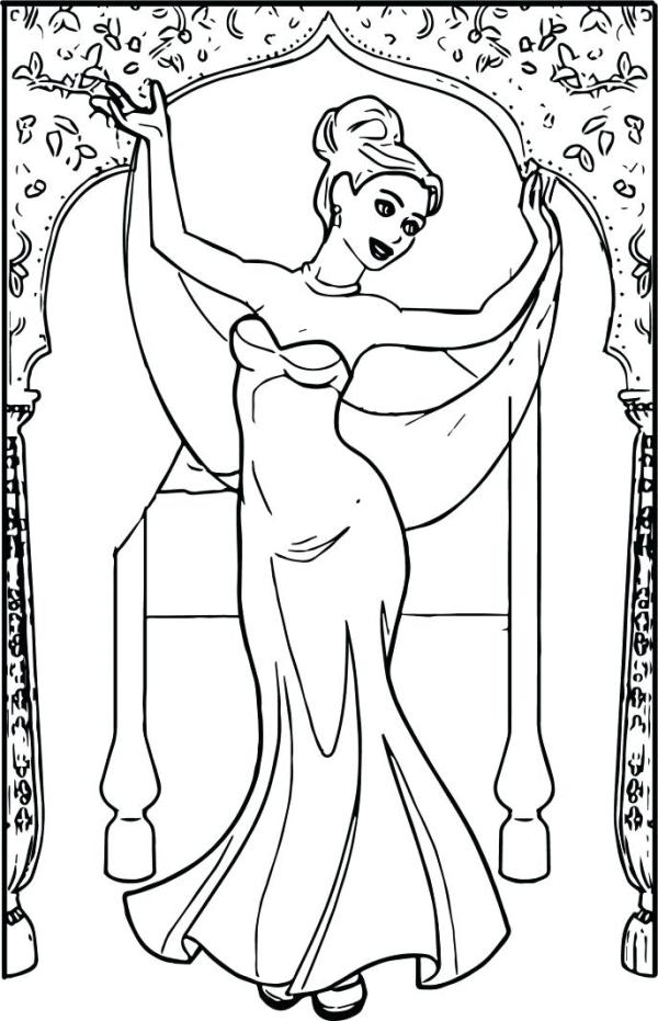 anastasia coloring pages # 38