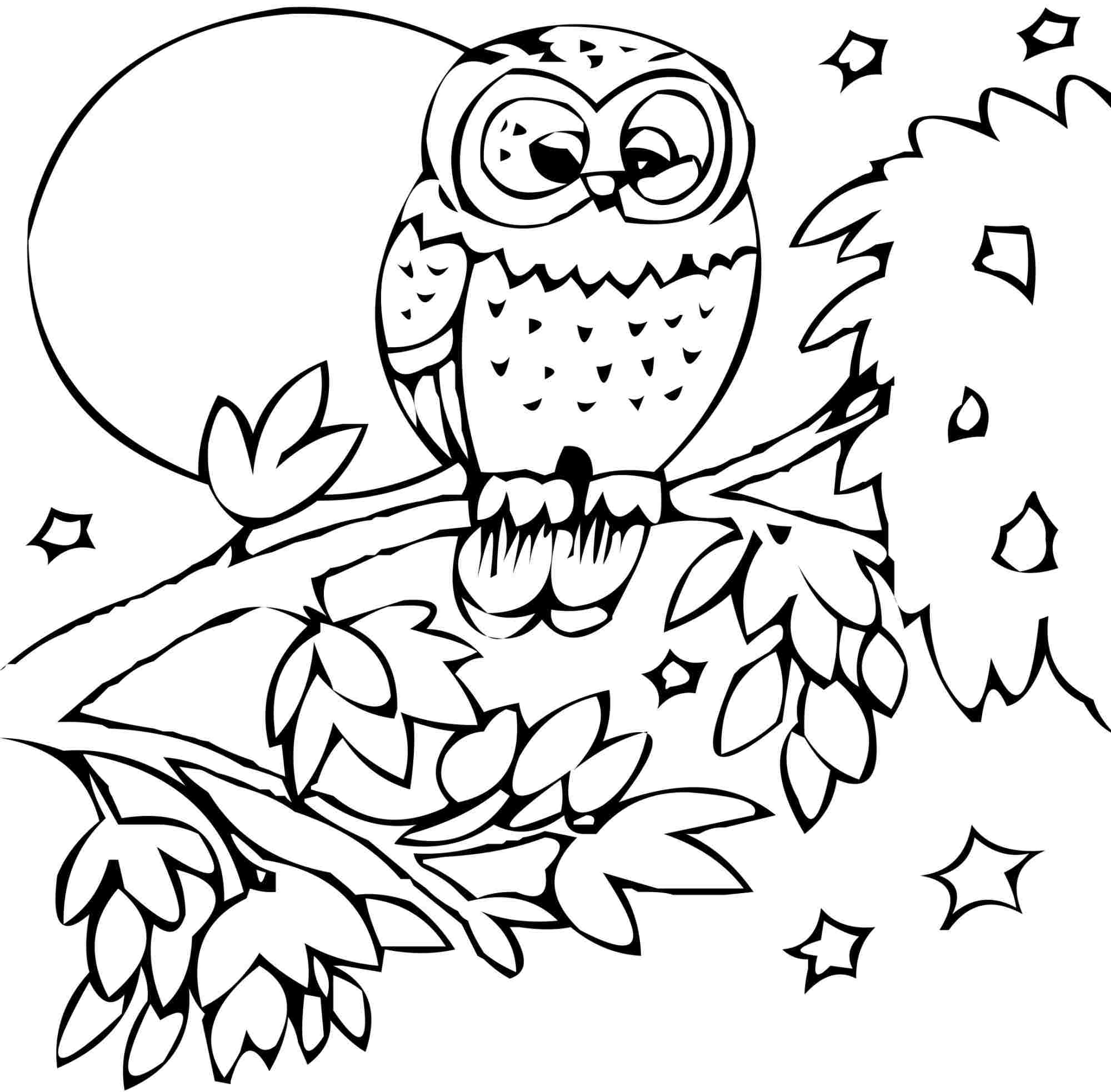 Animal Coloring Pages For Kids At Getdrawings